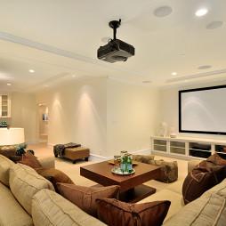 家庭客厅音响设计