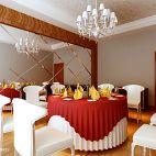 宾馆茶餐厅茶餐厅沙发效果图