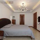 大湖城邦中式卧室装修效果图欣赏