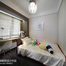 现代简约风格室内11平米儿童房装修效果图
