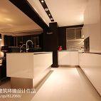 经典现代风格厨房整体橱柜效果图