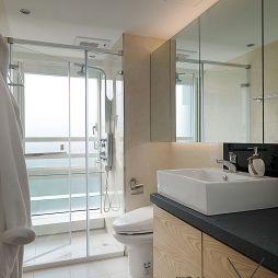 现代风格卫浴镜设计效果图