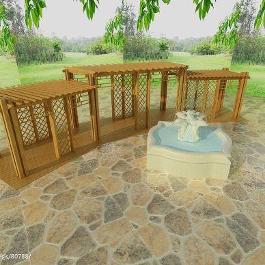 园林设计_820439