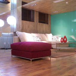 别墅现代简约客厅装修效果图