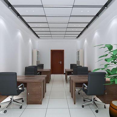 一座办公楼一个人设计_829144