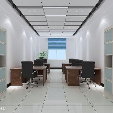 一座办公楼一个人设计_829145