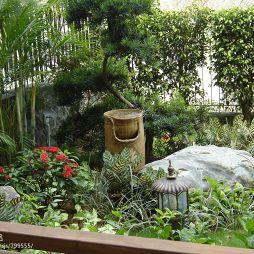 中式花园别墅设计效果图