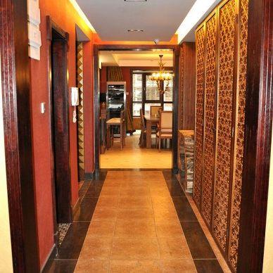 东南亚风格打造186平米异域风格之家_837915