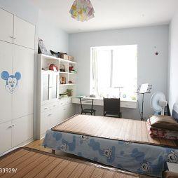 田园儿童卧室装修效果图