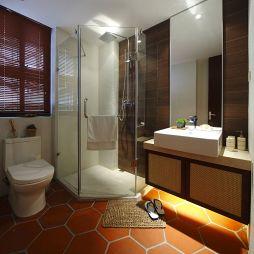中式卫生间设计装修