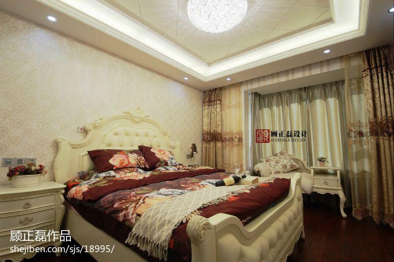 家里卧室装修图片_家里贴壁纸是否环保呢? -【设计本有问必答】