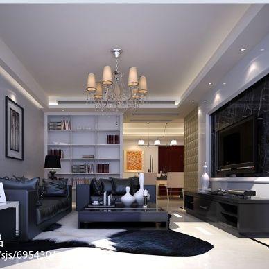 家装设计效果图集合_875628
