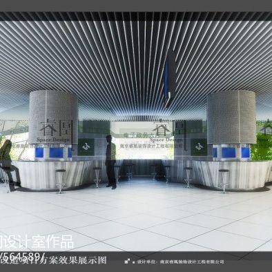 新港电子政务大厅项目