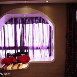 现代窗台榻榻米设计
