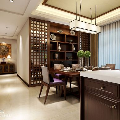 东南亚风格装修案例效果图欣赏