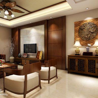 客厅灯饰图片欣赏