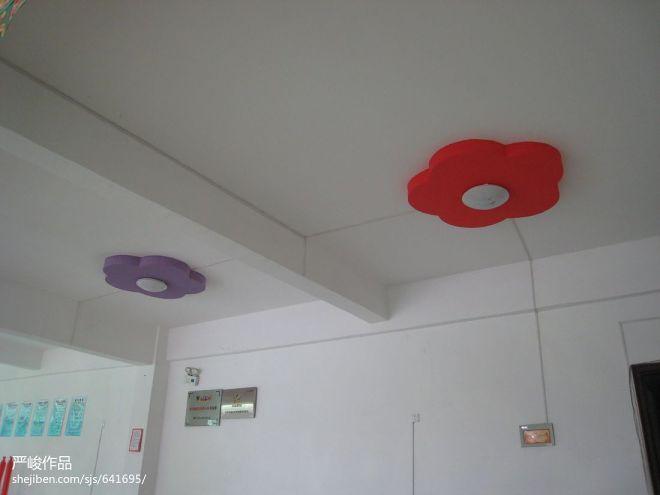 贝贝乐幼儿园吊顶图片