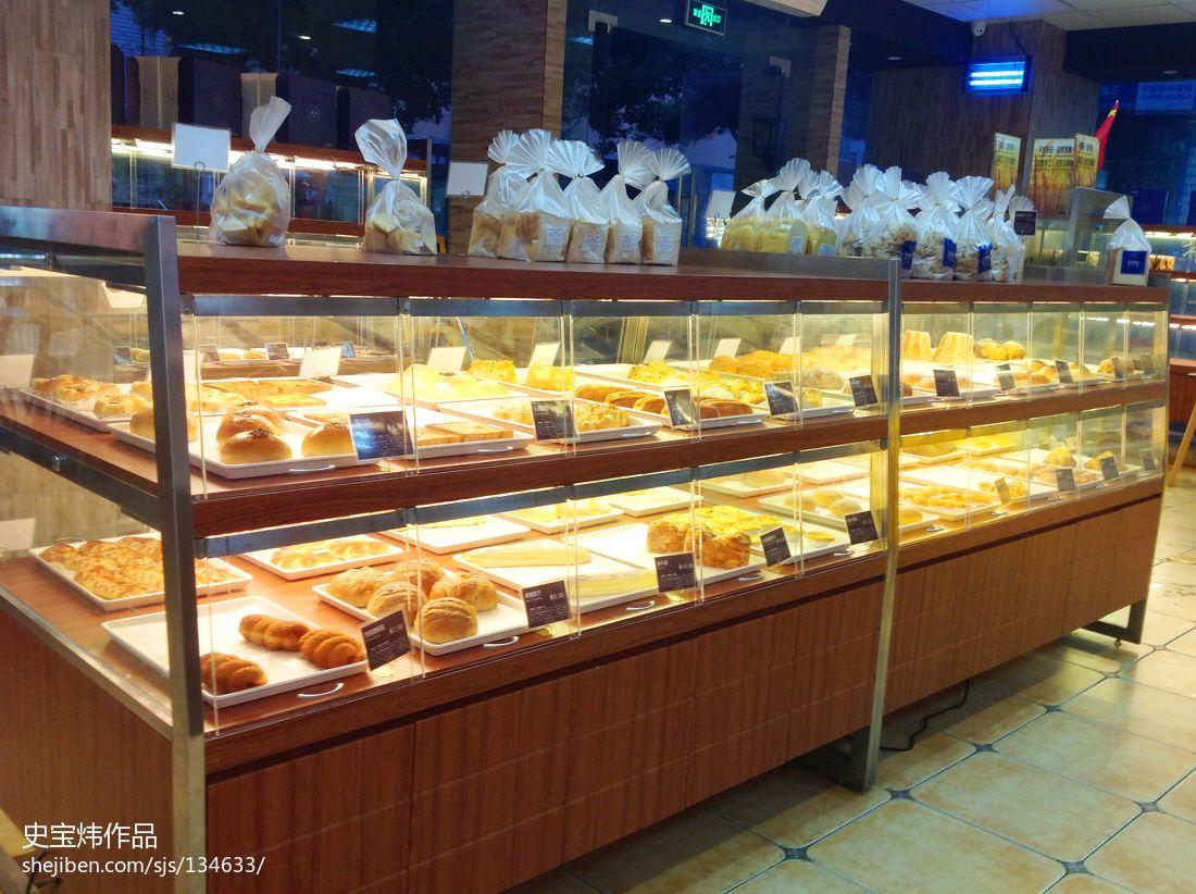 面包展柜设计图片大全