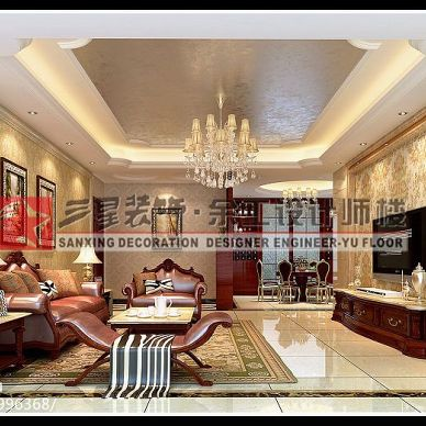 中海万锦东苑林小姐室内设计_919434