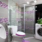 在家庭装修中卫生间选什么墙砖