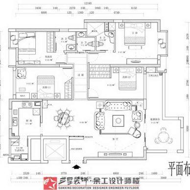 中海文华12座室内设计_921165