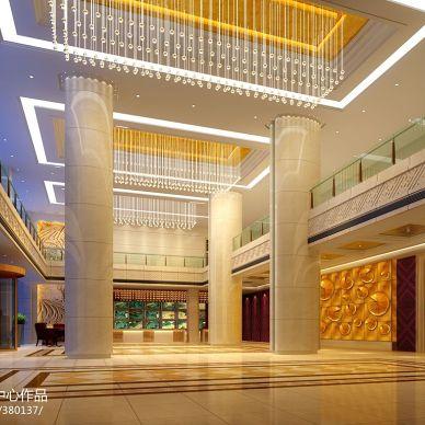 酒店设计_923463