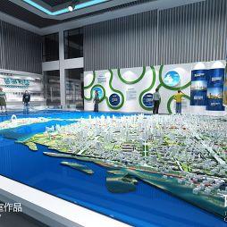 琴岛天籁商业展厅_935340