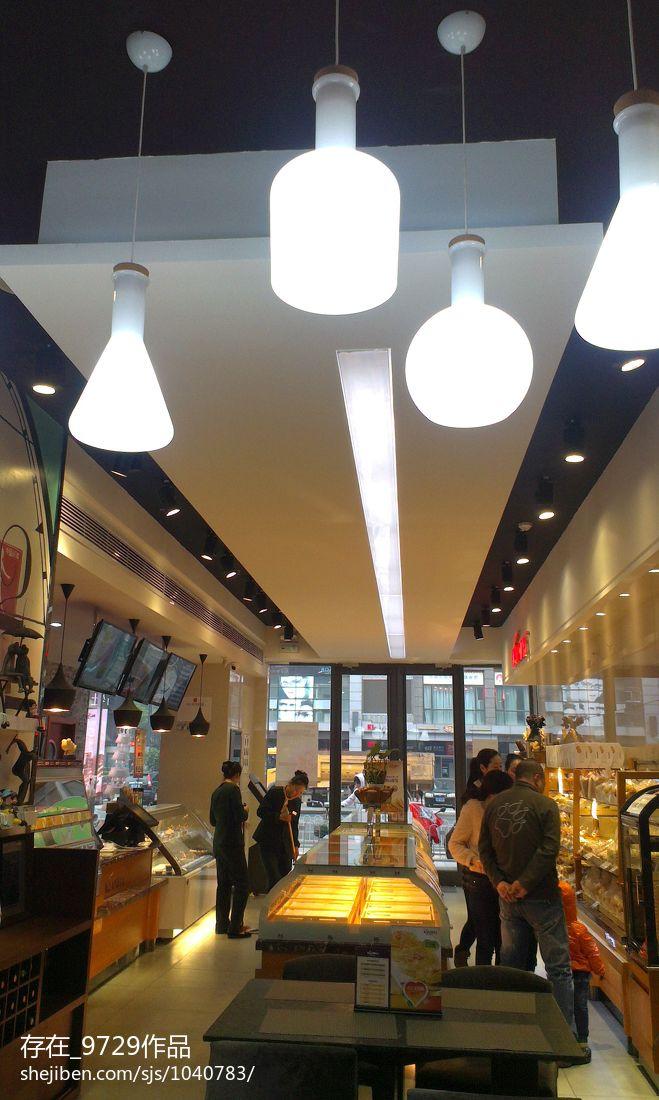 diy蛋糕店吊顶装修设计