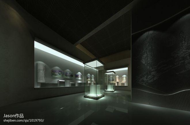 博物馆文房四宝展厅设计_944019