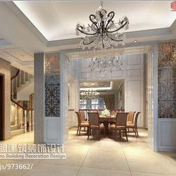 阳光理想城别墅简约欧式设计_950368