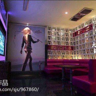 新乡糖果4000平量贩式KTV设计效果图!_989741