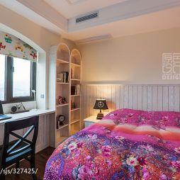 美式风格家居6平米儿童房装修设计效果图