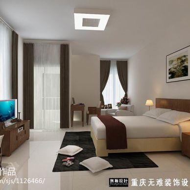 某开发商简装样板房设计_998050