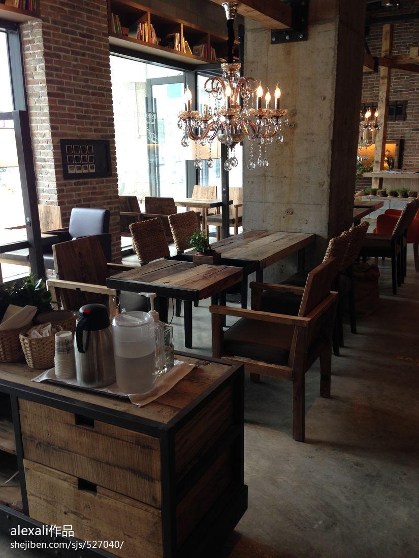 娱乐资讯_咖啡屋设计装修图片欣赏 – 设计本装修效果图