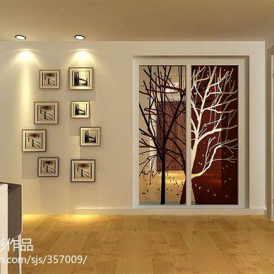 大庆东湖又一城复式 简欧风格_1004185