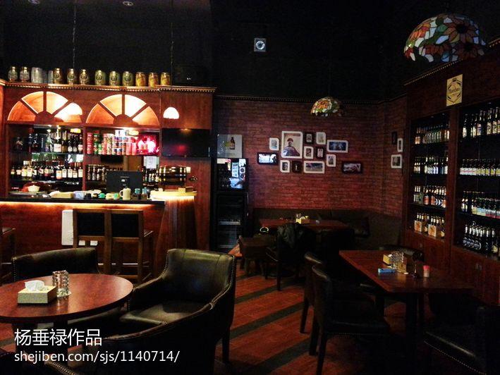 啤酒吧_啤酒吧照片墙装修图片 – 设计本装修效果图