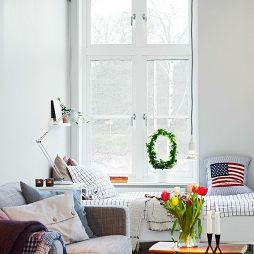 小客厅40平米装修效果图