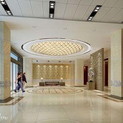 杭州文龙巷办公楼设计_1018646
