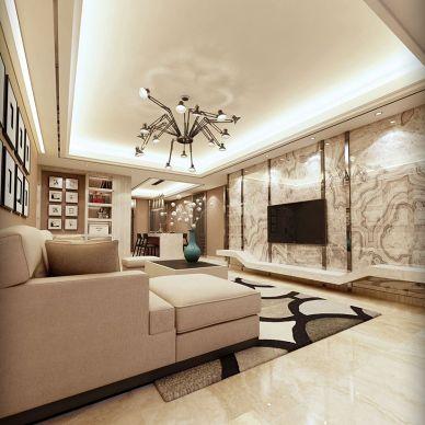 室内设计表现作品_1026574