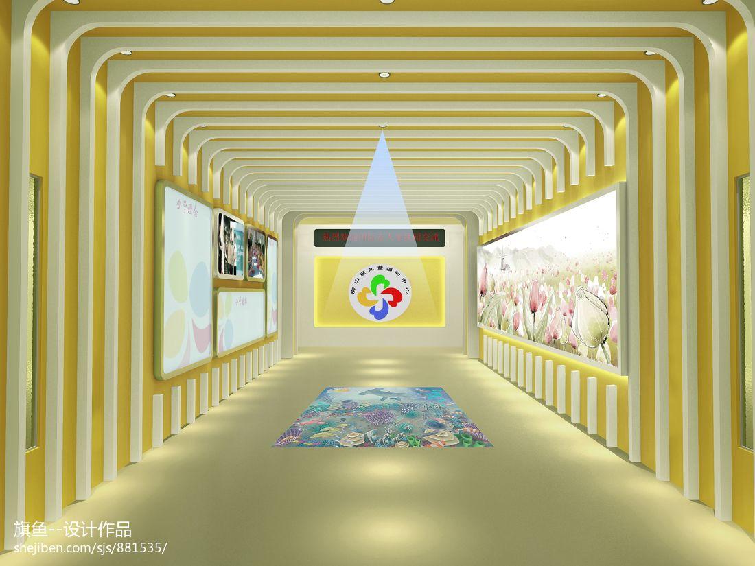 主题酒店大厅设计_幼儿园主题墙布置 – 设计本装修效果图