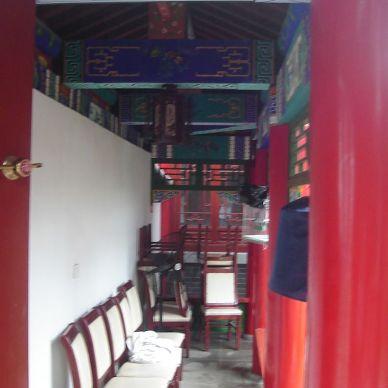 浓郁的中国传统风格四合院施工后实景_1030046
