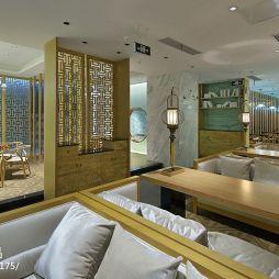 中式风格中餐厅装修图片