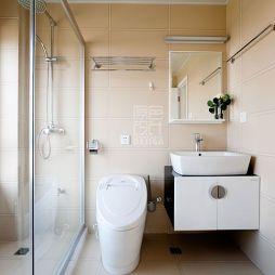 四房中式家装3平米卫生间装修设计效果图