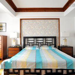 中式主卧室装修