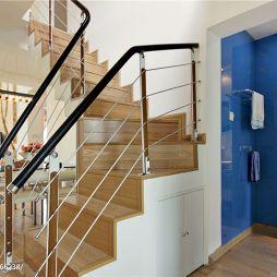 韩式田园梦楼梯设计