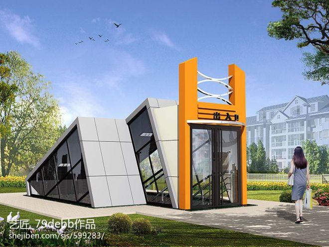 室外设计案例_1055364