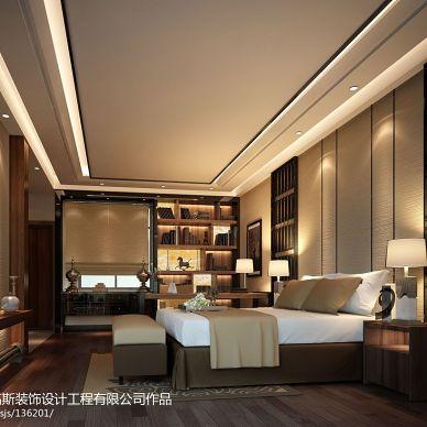 六合台卧室吊顶装修效果图