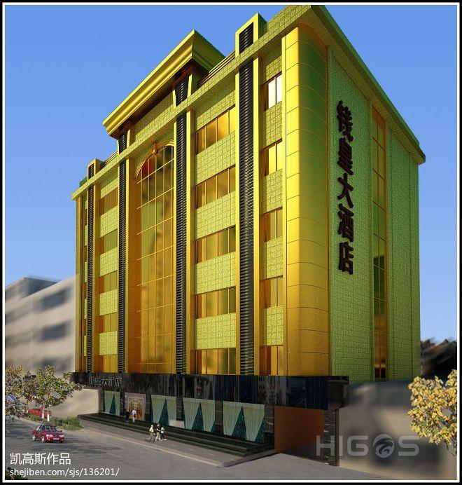 酒店设计_1067120