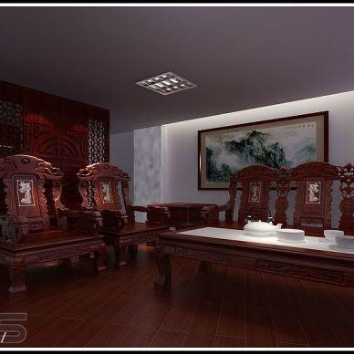 中式写字楼_1067124