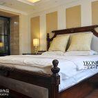 欧式风格家装一空设计卧室移门装修效果图